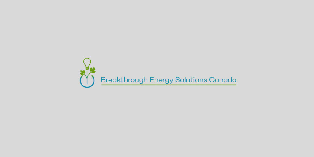 Breakthrough Energy Solutions Canada logo