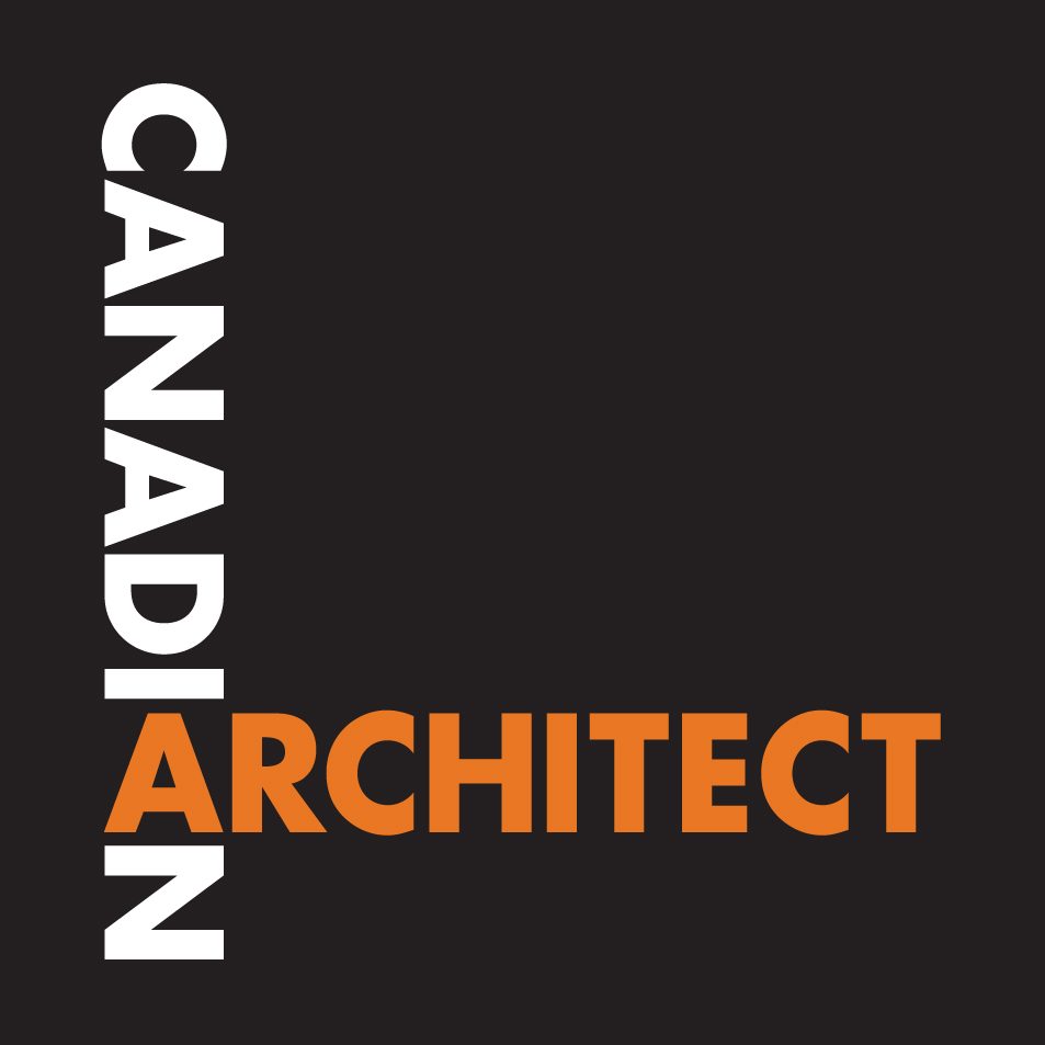 Canadian Architect logo for Canadian Architect Awards