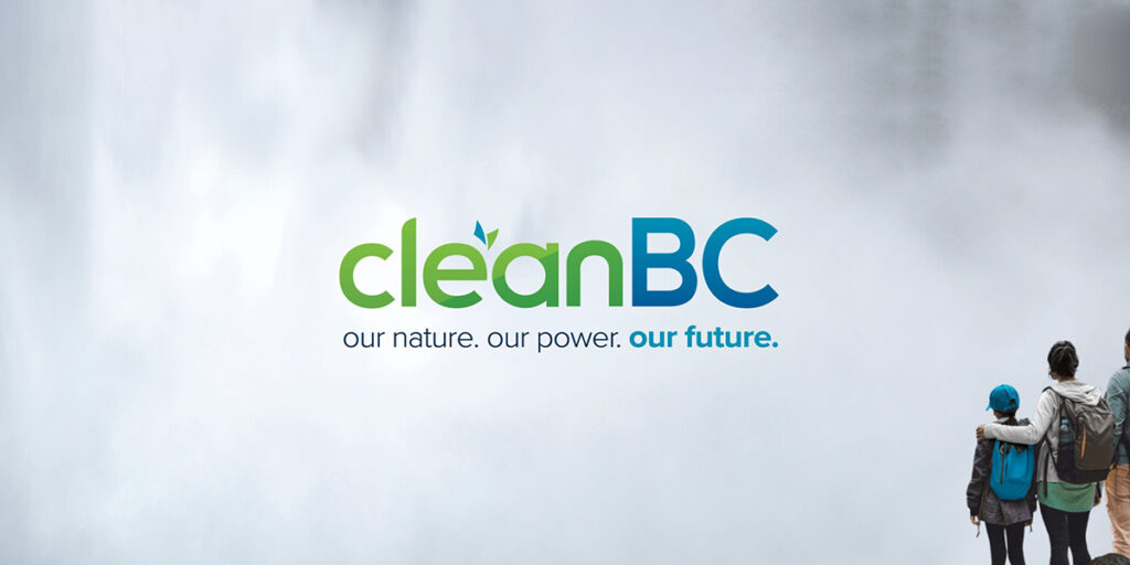 CleanBC Better Buildings logo