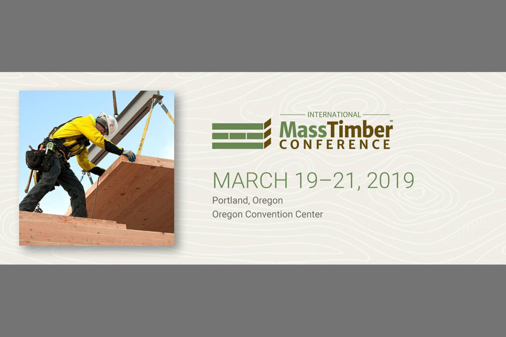 International Mass Timber Conference details