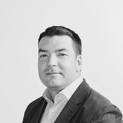 Christopher Johnston, Director of Business Development