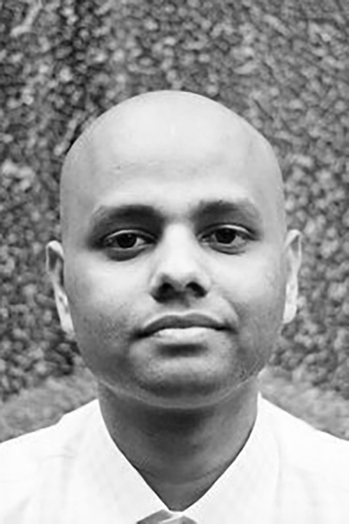 Shaique Uddin, Senior Designer, Digital Development at Intelligent City